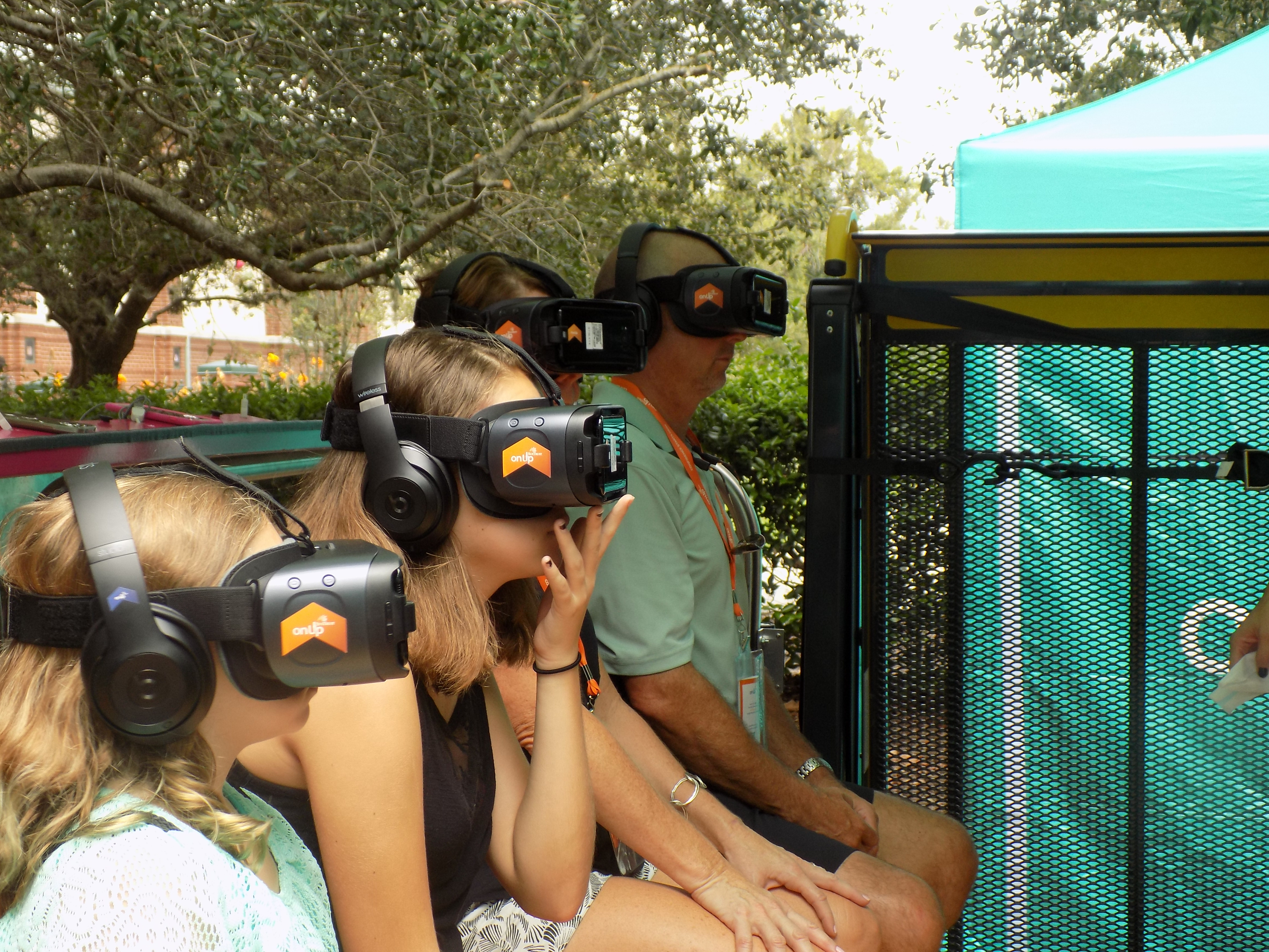 SunTrust OnUp Tour VR